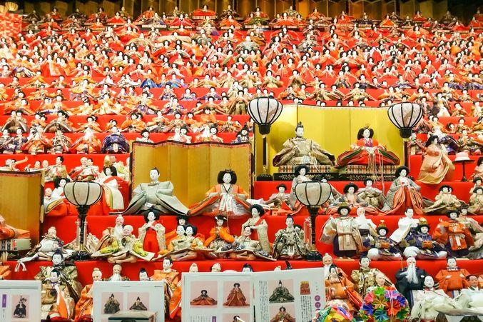 Girl's Festival in Ono
