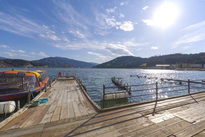 MIKATA-GOKO lakes cruise
