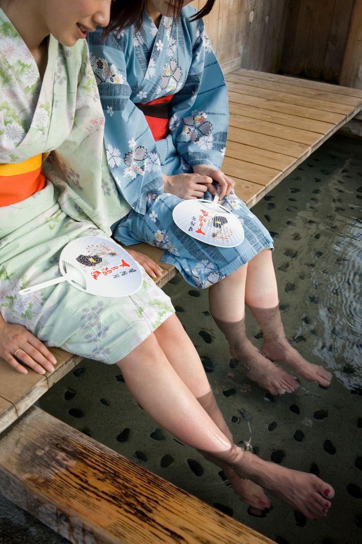 Gero_SAGIashiyu_footbath