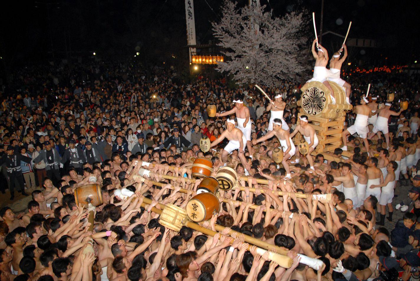 Furukawa Festival・Okoshi Daiko