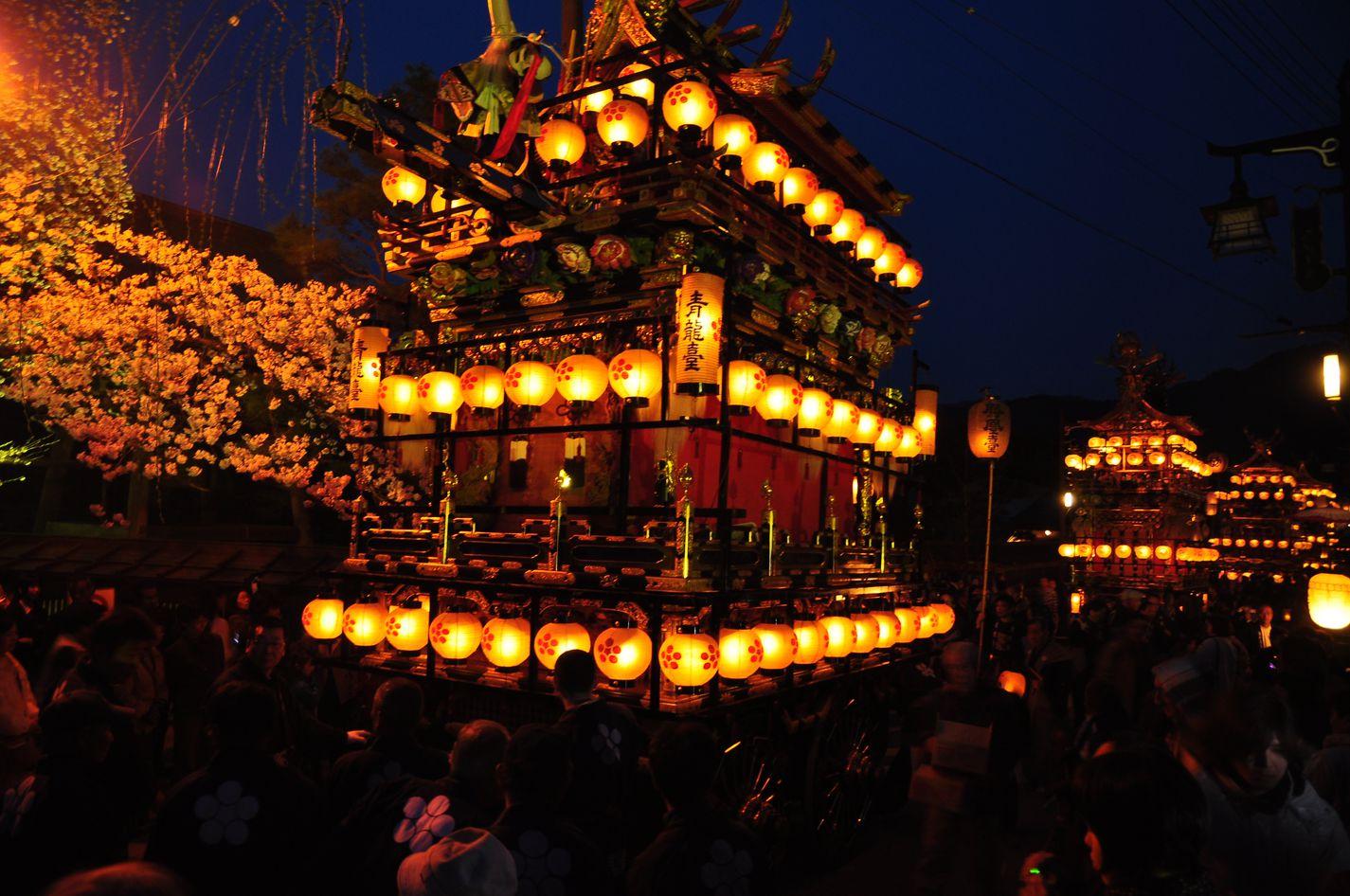 Furukawa Festival・Festival Float