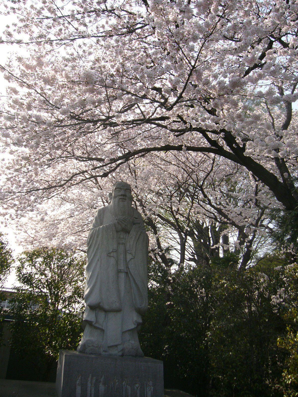 Ashikaga Gakko a hitoric site(Confucius)