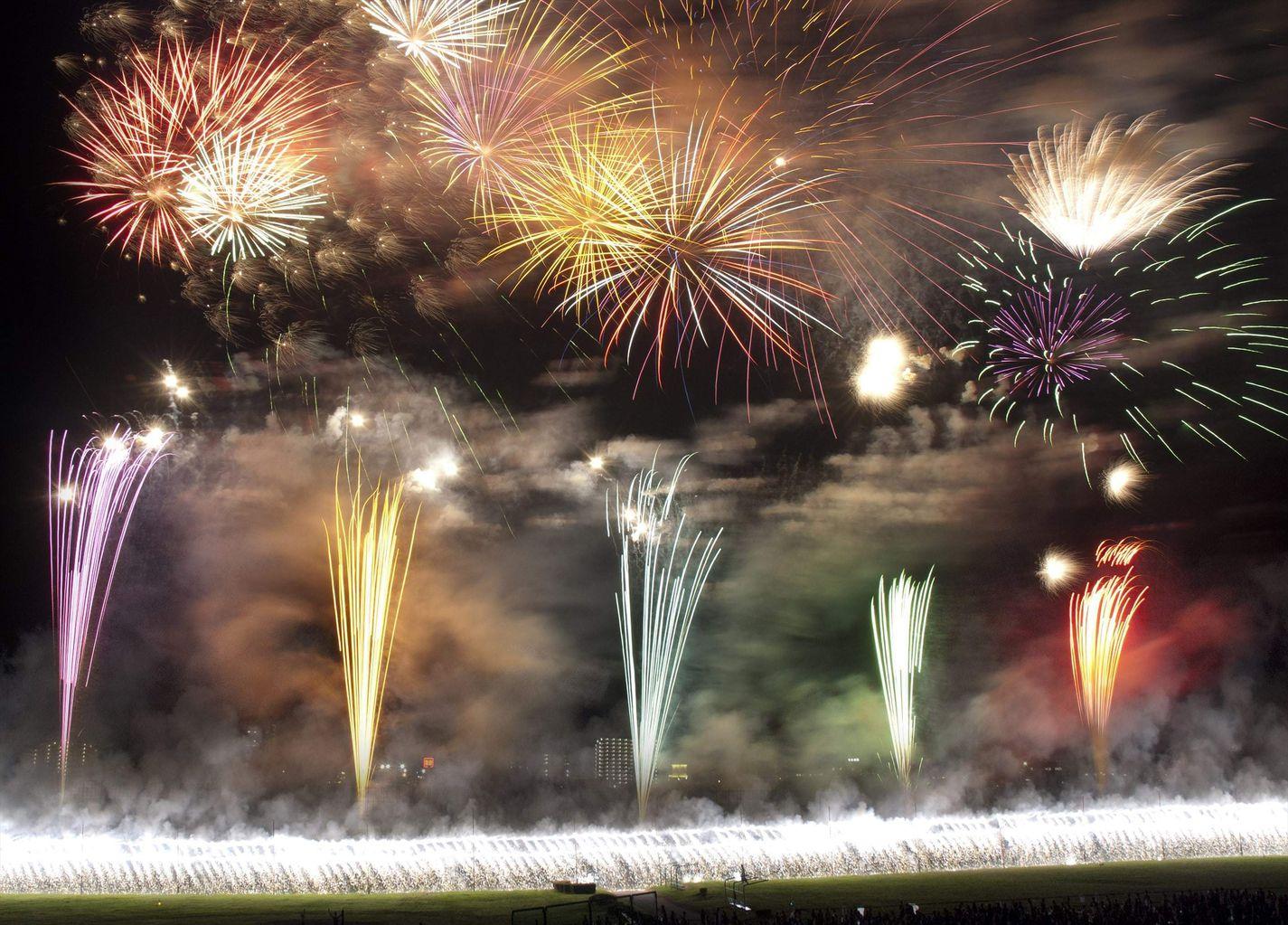 Ashikaga Fireworks Festival
