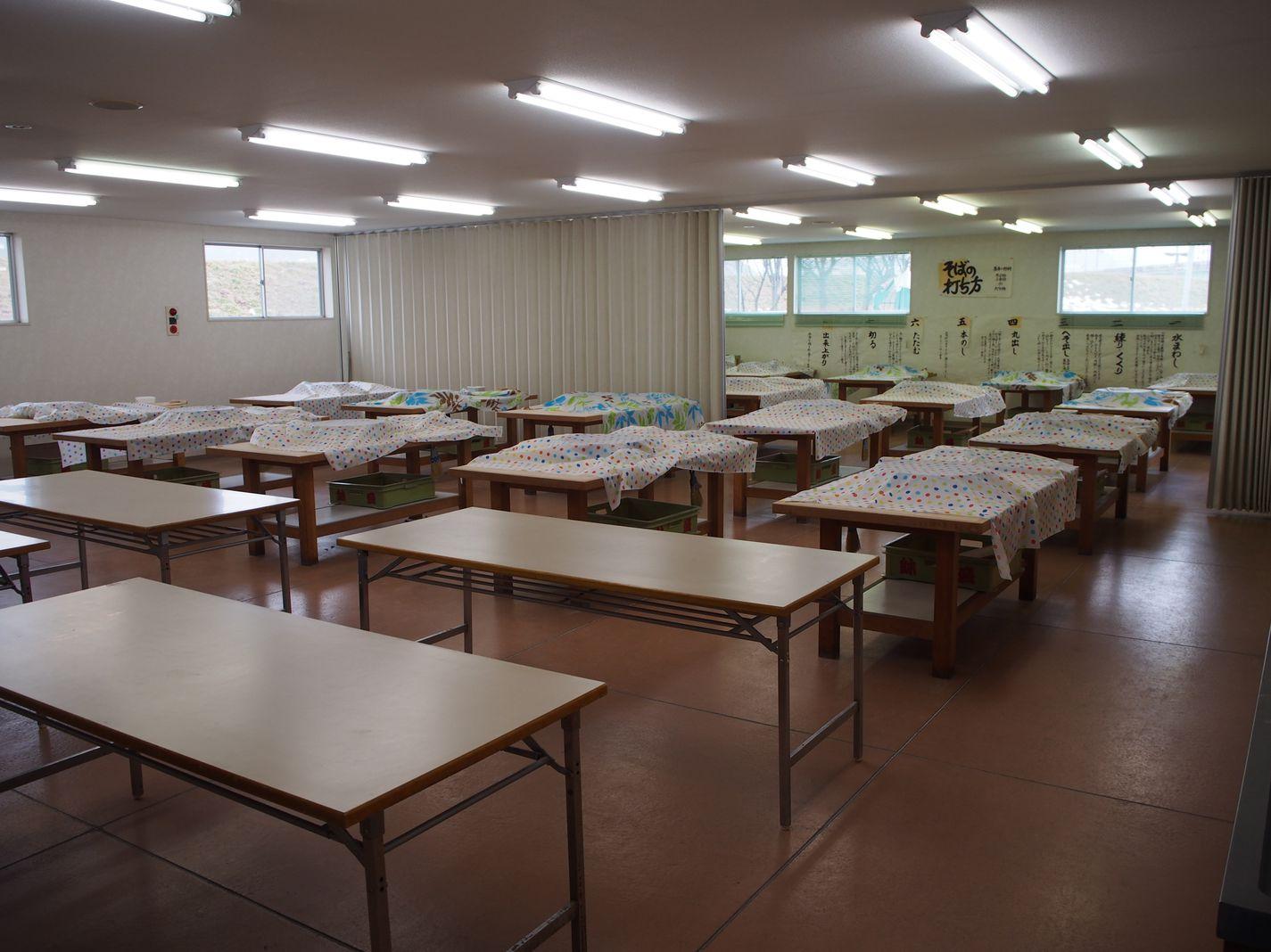 Shinshu Soba Kura Drive Inn