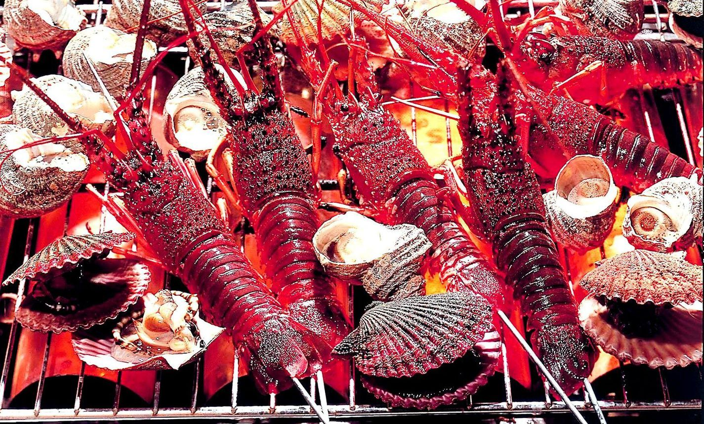 Japanese Spiny Lobster(iseebi)