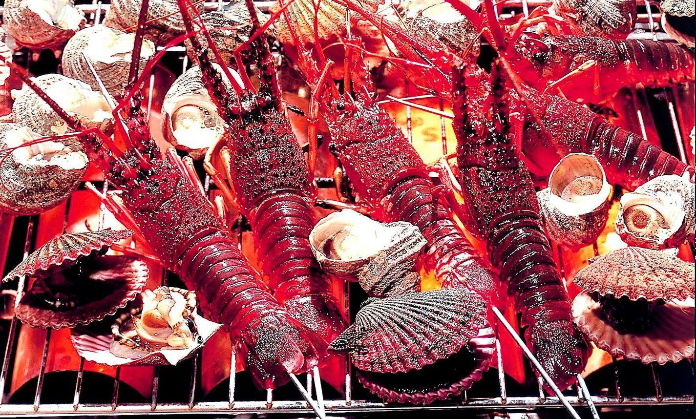Japanese Spiny Lobster(iseebi)