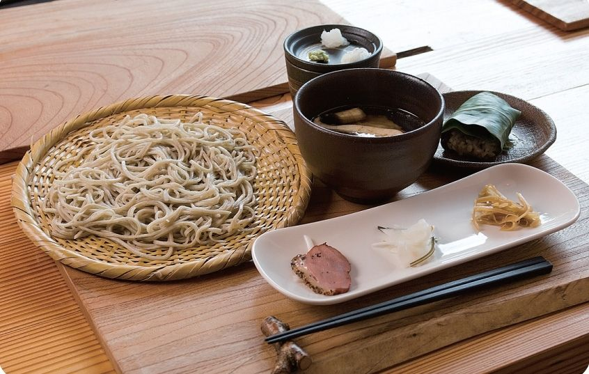 Yatsugatake New Crop Soba & Hot Springs Festival