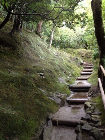 Koke dera temple [Saihoji temple]