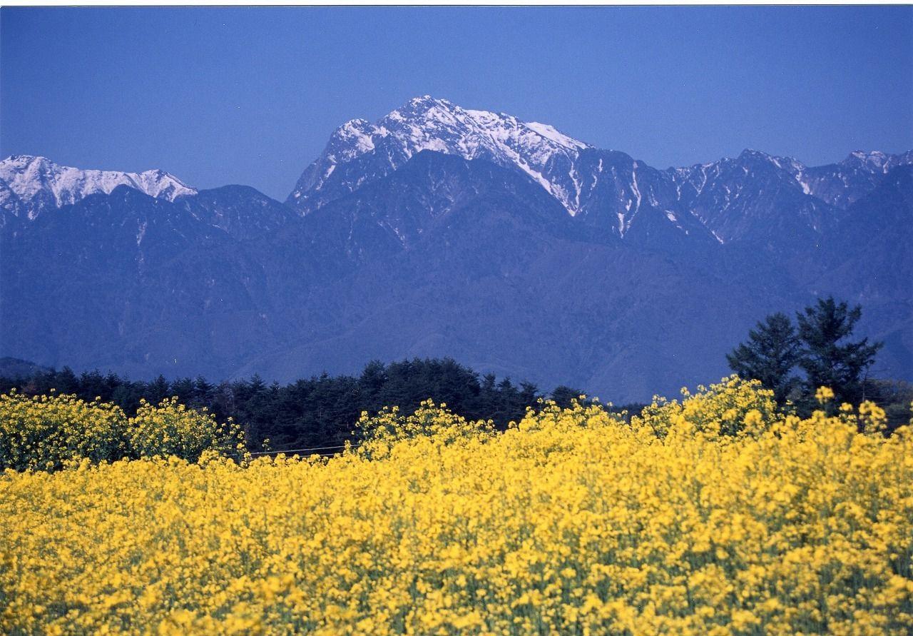 Mt.Kai Komagatake