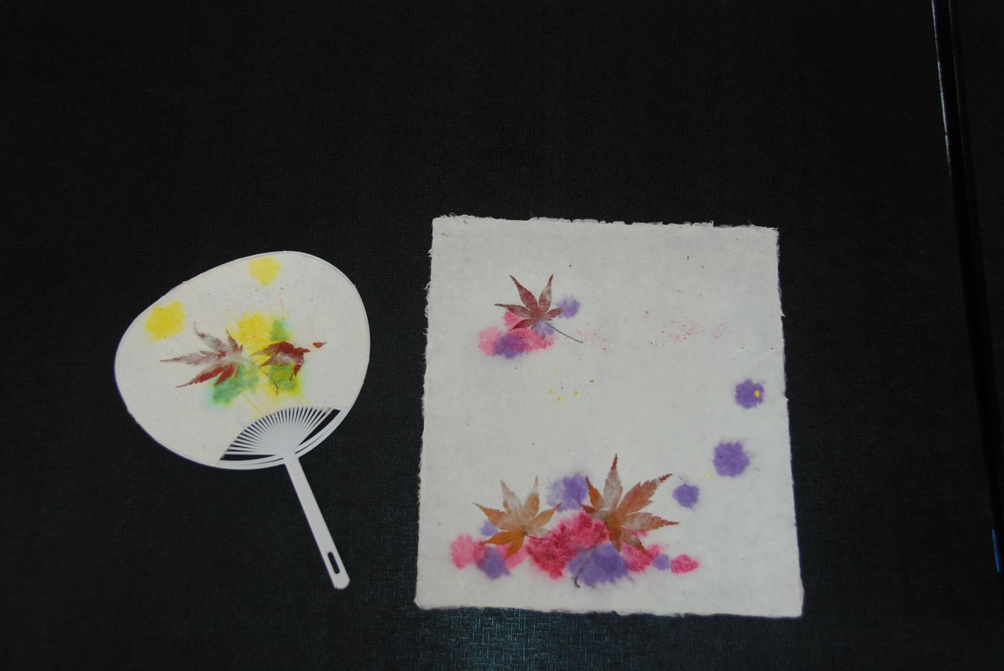 Workshop for paper-making