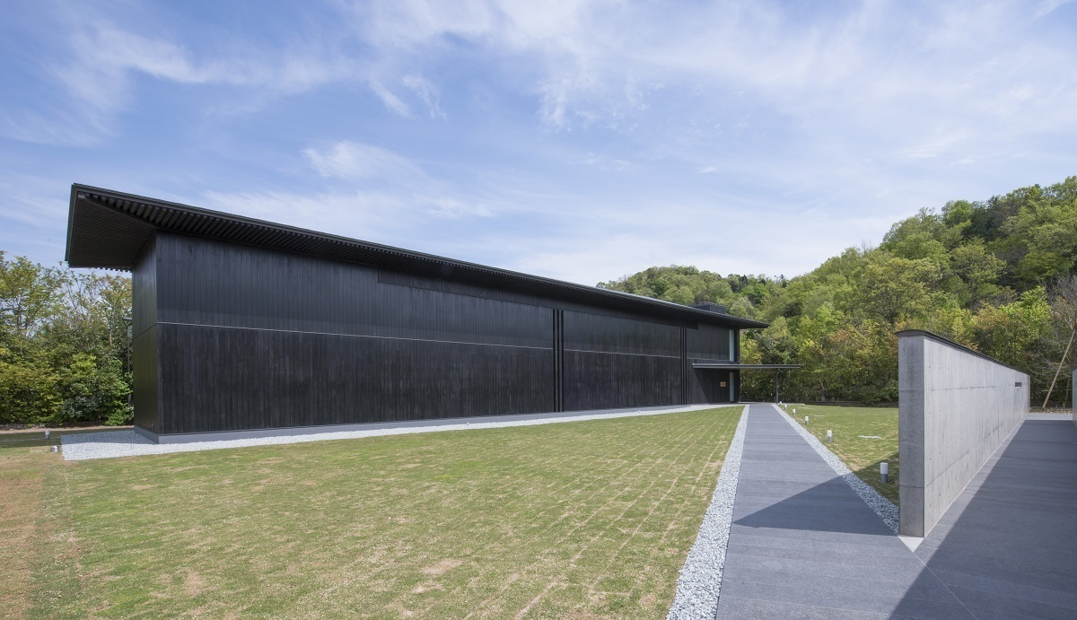 Provided by the Tadao Ando Building Research Institute