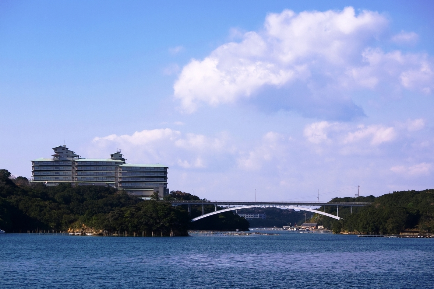 Kashikojima Ohashi Bridge