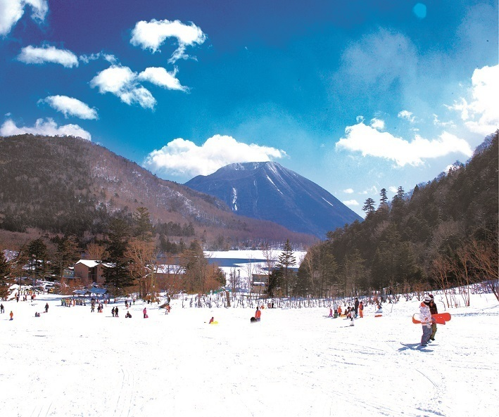 Nikko Yumoto Onsen Ski Park