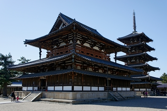 Horyu ji Temple